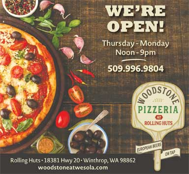 Woodstone Pizza - We're Open